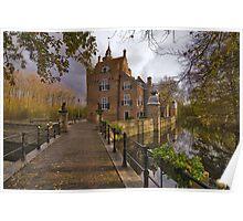 Renesse, Moermond Castle Poster