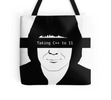 Effectively Metal Meyers Tote Bag