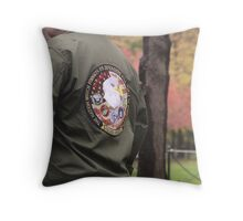 Fallen Heroes Throw Pillow