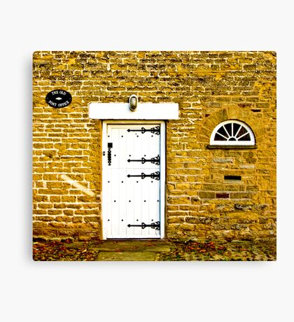 The Old Post Office Canvas Print