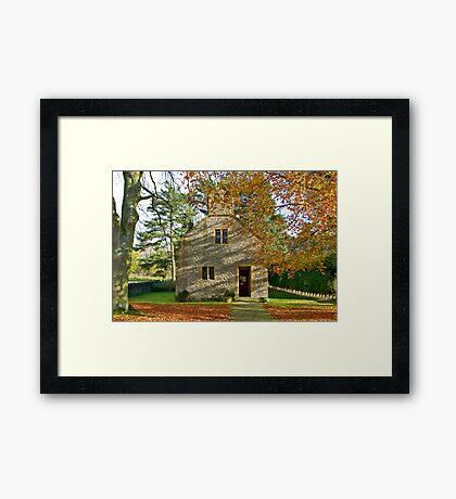 The Church - Hutton le Hole Framed Print