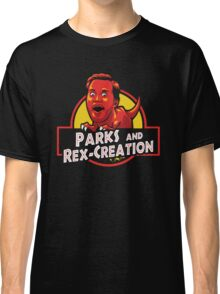 Parks and Rex-Creation Classic T-Shirt