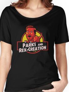 Parks and Rex-Creation Women's Relaxed Fit T-Shirt