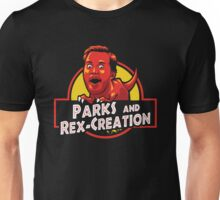 Parks and Rex-Creation Unisex T-Shirt