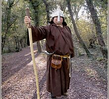 Woodland Friar, Old England by DonMc