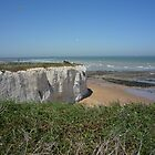 botany bay chalk kent by suebeauchamp