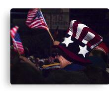 The Patriot Canvas Print
