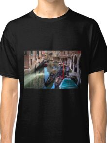 ...waiting for clients in Venice....  Classic T-Shirt