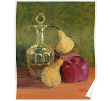 Still Life with Reflection Poster