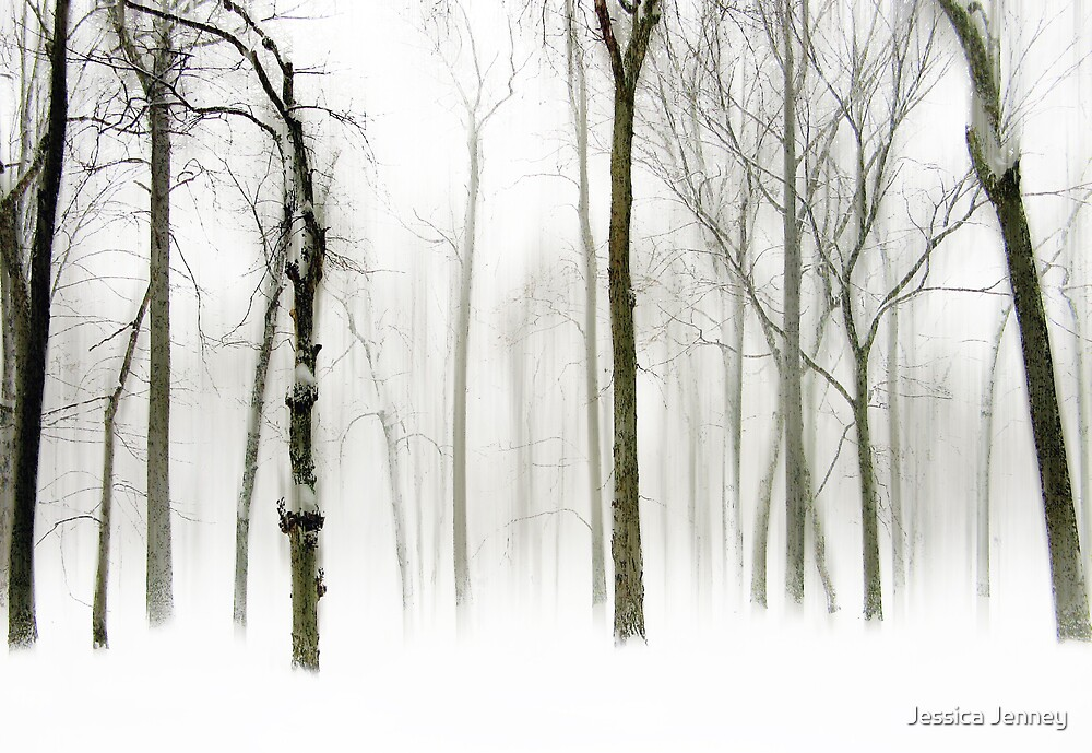 A Whiter Shade of Pale by Jessica Jenney