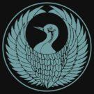 Japanese Bird Crest by Zehda