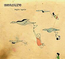 Measure album art. by ellieherring