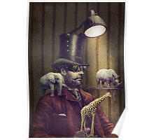 The Miniature Menagerie Poster