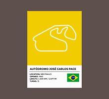 Autódromo José Carlos Pace - v2 Unisex T-Shirt