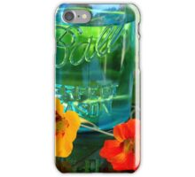 Nasturtiums iPhone Case/Skin
