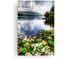 Ullswater, Cumbria Canvas Print