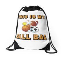 Ball Bag Drawstring Bag
