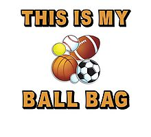 Ball Bag by Andrew Alcock