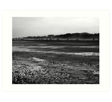 The beach series #4 Art Print