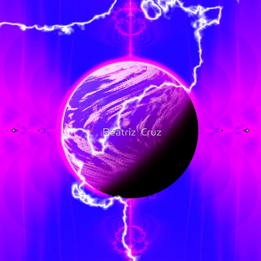 Fractal World by Beatriz  Cruz