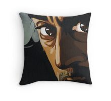 Robert De Niro - Heat 2 Throw Pillow