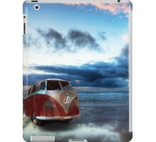 Sunset Surfer VW Camper Van iPad Case/Skin