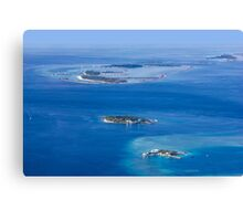 North Male' Atoll Maldives Canvas Print