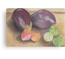 From A Gourmet Kitchen Metal Print