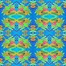 Dragonflies Patterns by Vitta