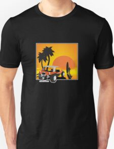 Dune Buggy Sunset T-Shirt
