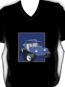 Blue Dune Buggy Blue Box T-Shirt