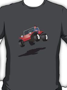 Dune Buggy Manx Jump T-Shirt