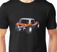 Dune Buggy Manx Back Unisex T-Shirt