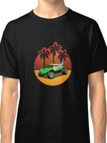 Dune Buggy Manxter Sunset Classic T-Shirt
