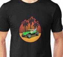 Dune Buggy Manxter Sunset Unisex T-Shirt