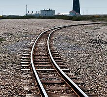 Dungeness Lighthouse by Nigel Wheal