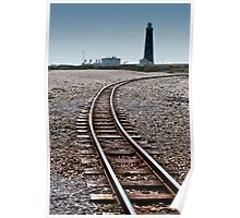 Dungeness Lighthouse Poster