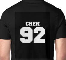 Chen EXO 92 Football Design EXO-M Unisex T-Shirt
