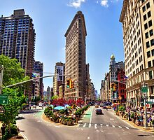 Flatiron Building by Paul Thompson Photography