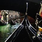 A Lovely Ride in Venice by ClaudineAvalos