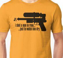 Johnny Splash - Black Unisex T-Shirt