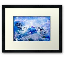 Glory of the New Jerusalem Framed Print
