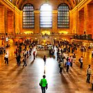 Grand Central Terminal by Paul Thompson Photography