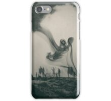Self And Nature, Releasing My Worries III iPhone Case/Skin