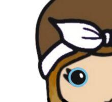 Zoella cartoon Sticker