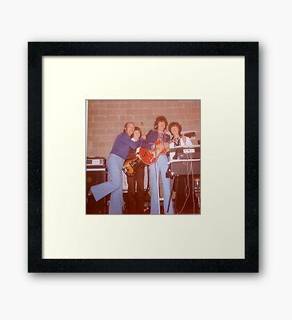 Ribble Rabble 1980 Framed Print
