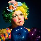 Toot! - the sad clown by 50YEARS