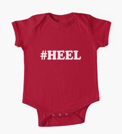 #Heel One Piece - Short Sleeve