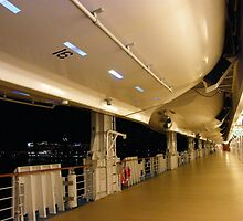 "The deck of the ""NCL Pride of America"".... by DonnaMoore"