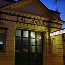 Albury Civic Fire Station 2 by John Vandeven